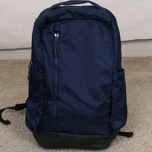 Nike Unisex Backpack sport casual navy blue